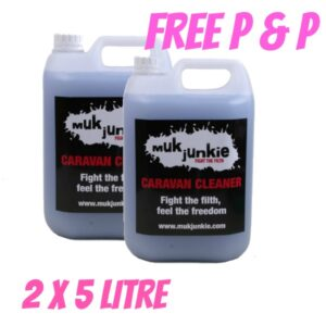 Special Offer – 2 x 5 litre Caravan / Motorhome Cleaner including free* P & P
