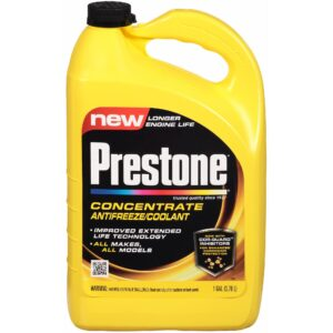 Prestone Summer Coolant and Antifreeze